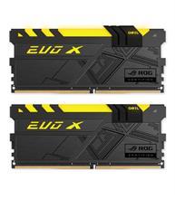 GEIL EVO X ROG-CERTIFIED RGB DDR4 16GB 3000Mhz CL15 Dual Channel Desktop RAM